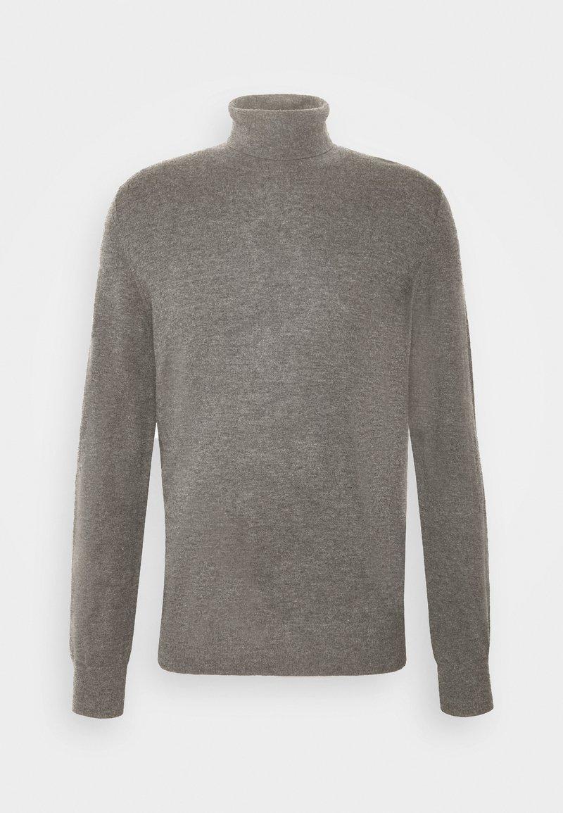 Filippa K - ROLLER NECK - Svetr - dark grey