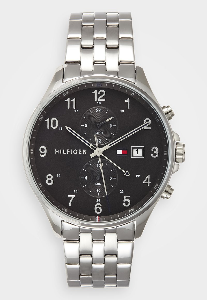 Tommy Hilfiger - WEST - Watch - silver-coloured