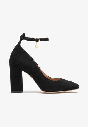 AGATE - Zapatos altos - black