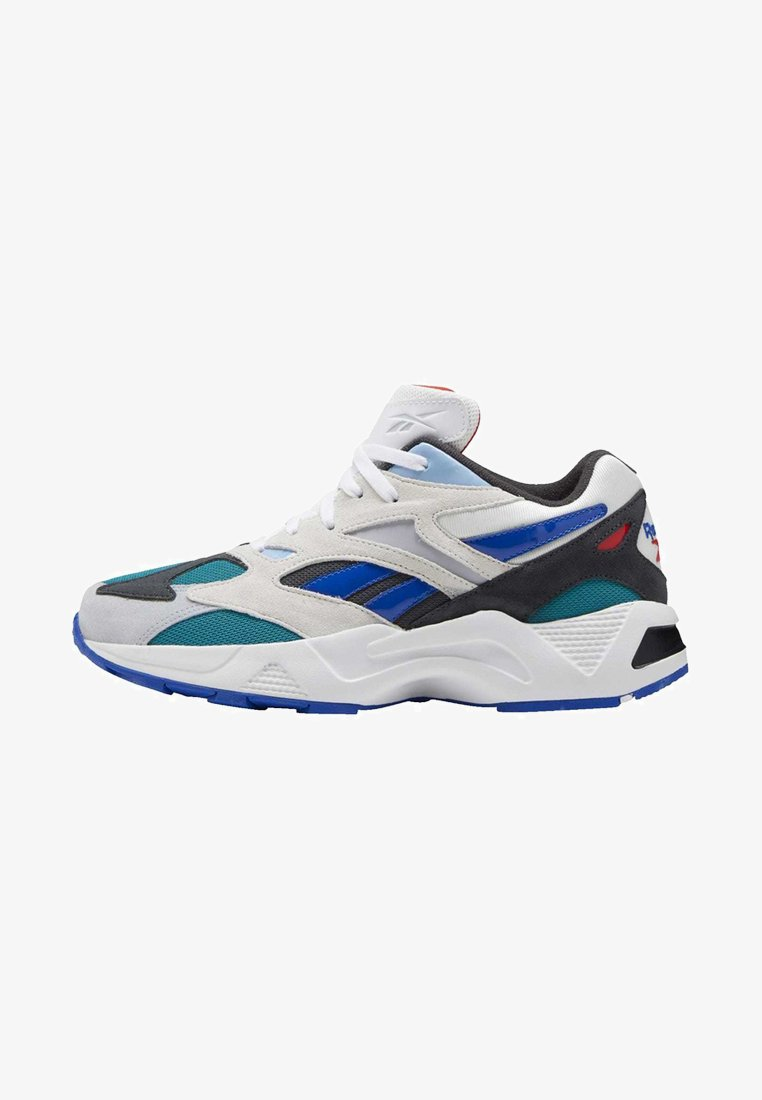 Reebok Classic - AZTREK 96 SHOES - Sneakers laag - white