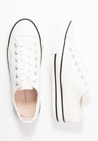 Dorothy Perkins - ICON - Baskets basses - white - 3