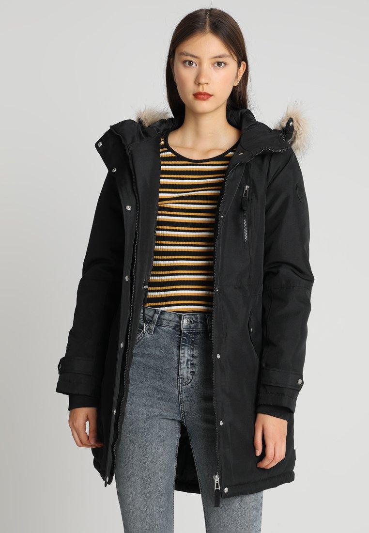 Vero Moda - VMTRACK EXPEDITION - Winter coat - black