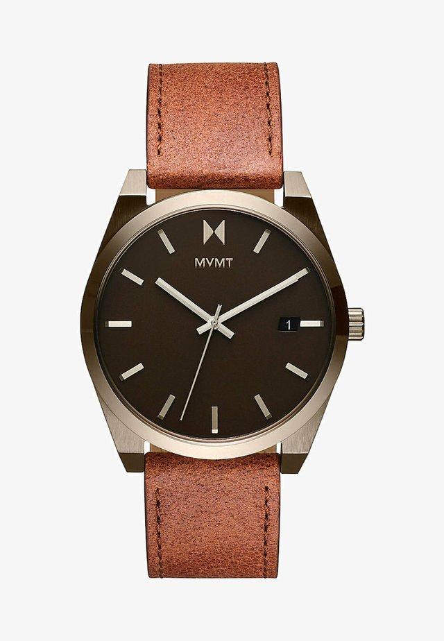 MVMT  - Watch - beige braun