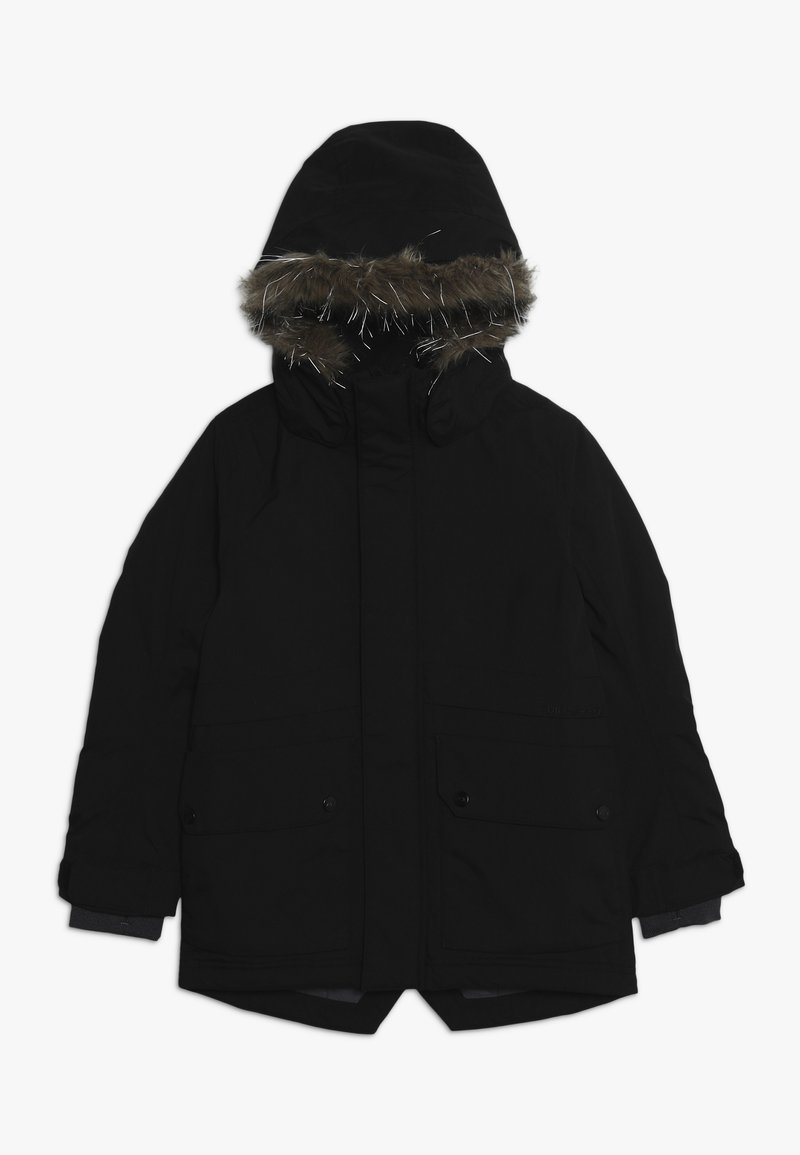 Didriksons - GÖTEBORG BOYS PARKA - Winter jacket - black
