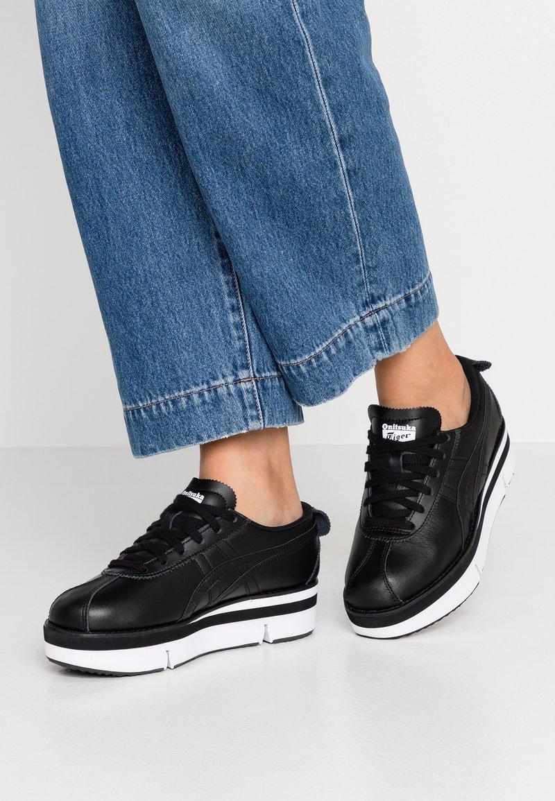 Onitsuka Tiger - Sneakersy niskie - black