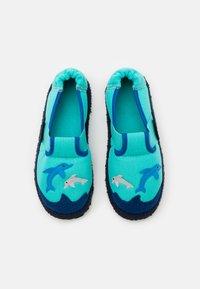 Nanga - DELPHIN - Slippers - blue - 3