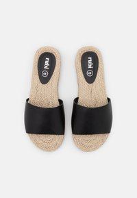 Rubi Shoes by Cotton On - IGGY SLIDE - Mules - black - 5