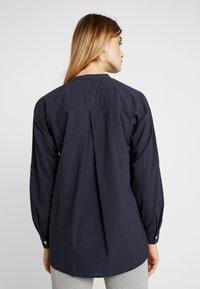 esmé studios - EMILIE - Button-down blouse - dark blue - 2
