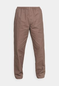 Obey Clothing - EASY PANT - Kangashousut - grey grape - 3