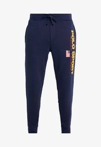 Polo Ralph Lauren - Tracksuit bottoms - cruise navy - 3