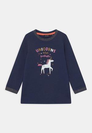KIDS GIRLS  - Sweatshirt - blau