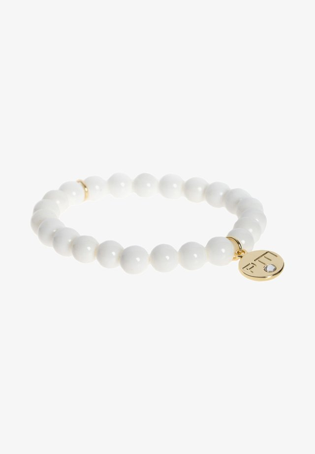 GALLIANA - Bracelet - white