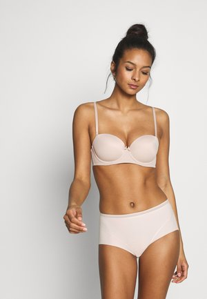 2 PACK - Lingerie sculptante - pale rose