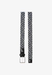 BRAX - Braided belt - grau (13) - 1