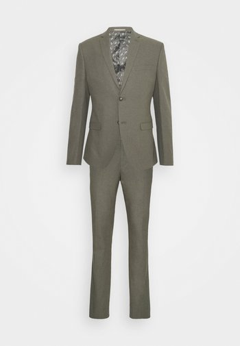 THE FASHION SUIT NOTCH - Completo - green