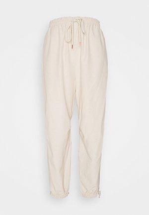 Kalhoty - soft ivory