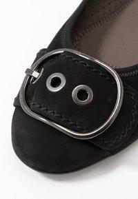 Gabor Comfort - Ballet pumps - schwarz - 2