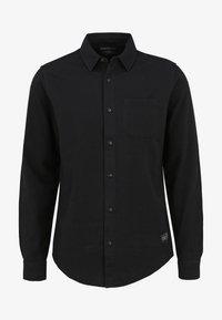 Scotch & Soda - OXFORD - Shirt - black - 3