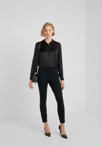 Polo Ralph Lauren - STRUCTURED - Legging - collection black - 1