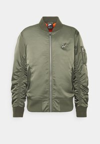 Nike Sportswear - PUNK BOMBER JACKET - Giubbotto Bomber - twilight marsh/electro orange - 0