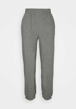 ONLDEA DETAIL PANTS  - Joggebukse - medium grey melange