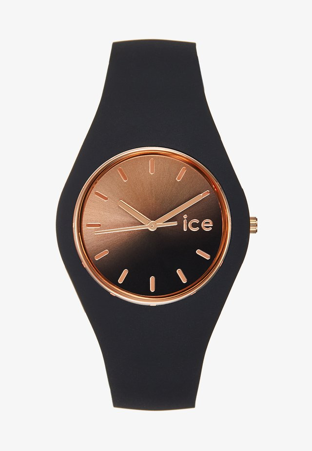 SUNSET - Montre - black