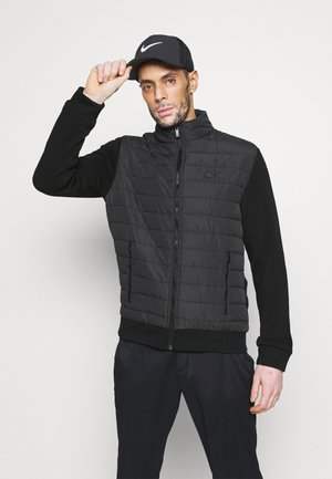 HYBRID JACKET - Soft shell jacket - black