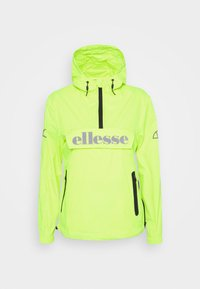 Ellesse - TEPOLINI - Training jacket - neon yellow - 0