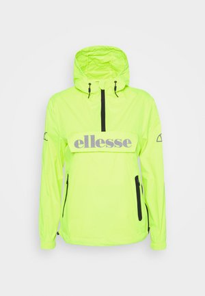 TEPOLINI - Training jacket - neon yellow