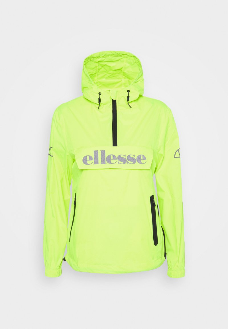 Ellesse - TEPOLINI - Training jacket - neon yellow
