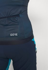 Gore Wear - WEAR FORCE WOMENS - Maillot de cycliste - scuba blue/orbit blue - 5
