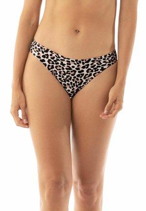 TRIBAL HABITS SUBLIMITY - Bas de bikini - beige