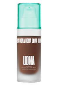 UOMA - SAY WHAT?! FOUNDATION - Foundation - t2w black pearl - 1