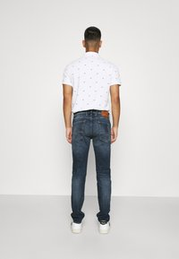 Replay - ANBASS - Straight leg jeans - dark blue denim - 2