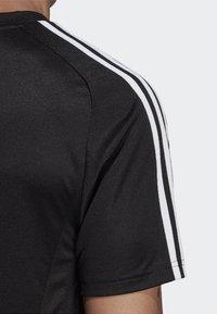 adidas Performance - TIRO 19 AEROREADY CLIMACOOL JERSEY - Print T-shirt - black - 4