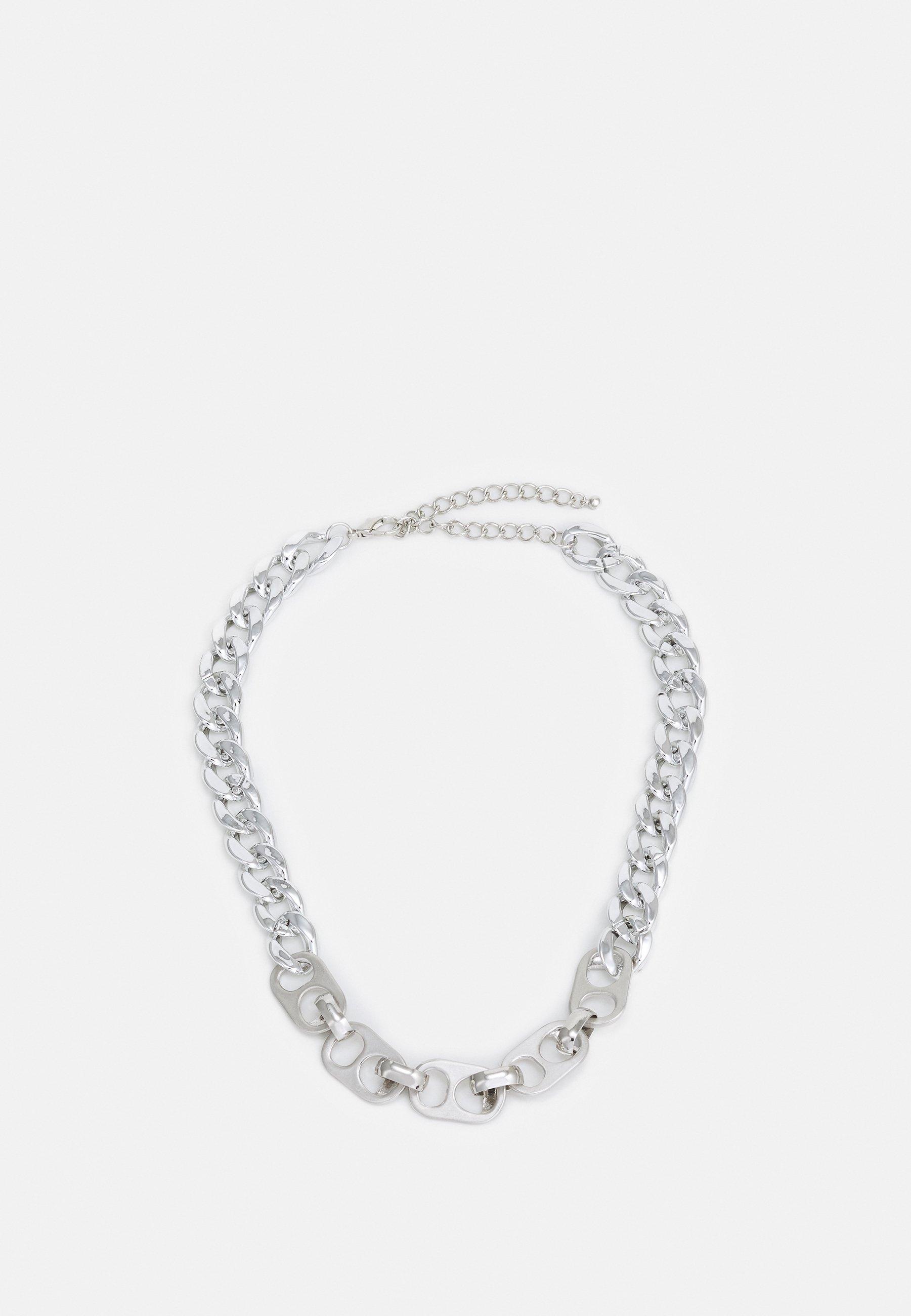 Men LARGE LINK CHAIN NECKLACE - Necklace