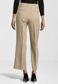Cinque - HOSE CISOFIE - Trousers - beige - 1