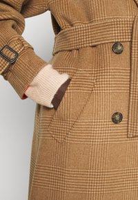 WEEKEND MaxMara - GORDON - Classic coat - caramel - 5