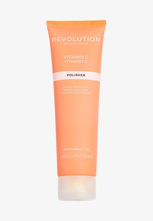 VITAMIN C POLISHER - Peeling do twarzy - -