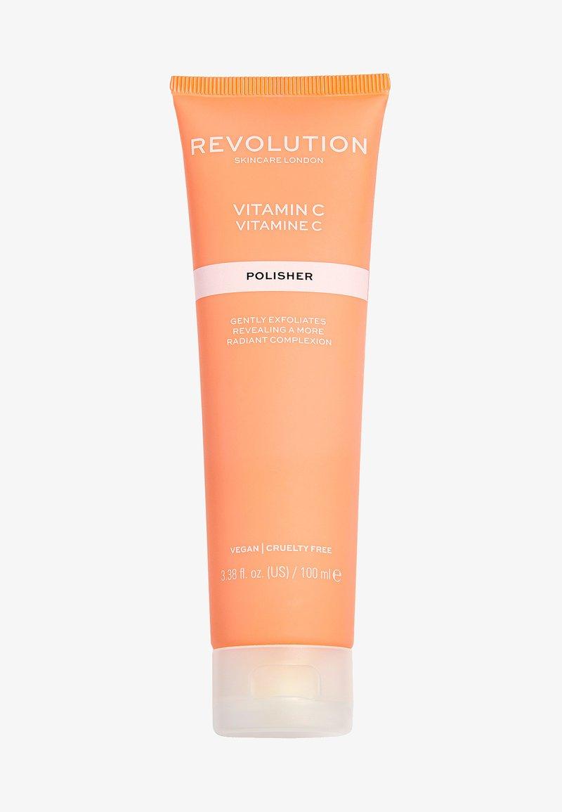 Revolution Skincare - VITAMIN C POLISHER - Peeling viso - -