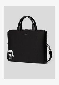 KARL LAGERFELD - Briefcase - black - 1
