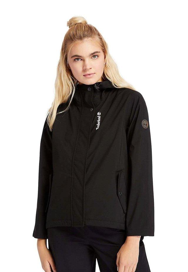 SHORT  - Leichte Jacke - black
