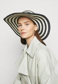 Barbour - SHORE SUN HAT - Hat - navy - 0