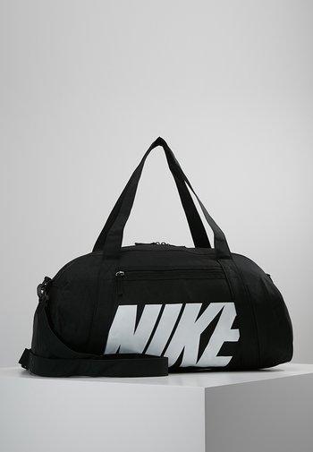 GYM CLUB - Treningsbag - black/black/white