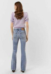 Vero Moda - VMOUI HEDWIG - Strickpullover - pastel lilac - 1