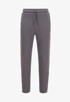 HURLEY - Tracksuit bottoms - anthracite
