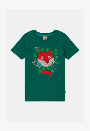 JAMES APPLIQUE UNISEX - Camiseta estampada - scots pine