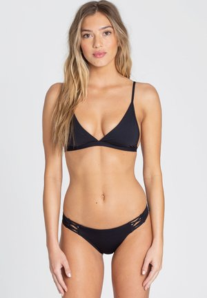 TROPIC - Bikini bottoms - black pebble