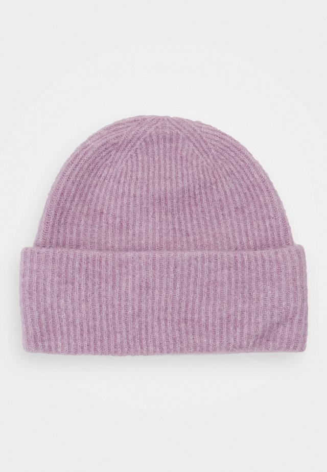 NOR HAT - Beanie - purple jasper melange