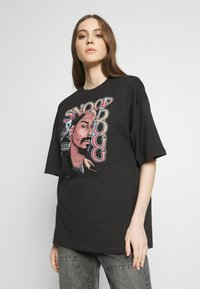 Even&Odd - T-shirts print - anthracite - 0